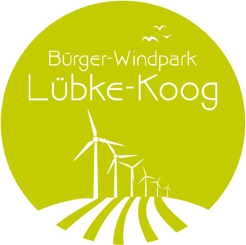 Bürger-Windpark Lübke-Koog Logo
